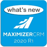 Maximizer CRM 2020 Release 1