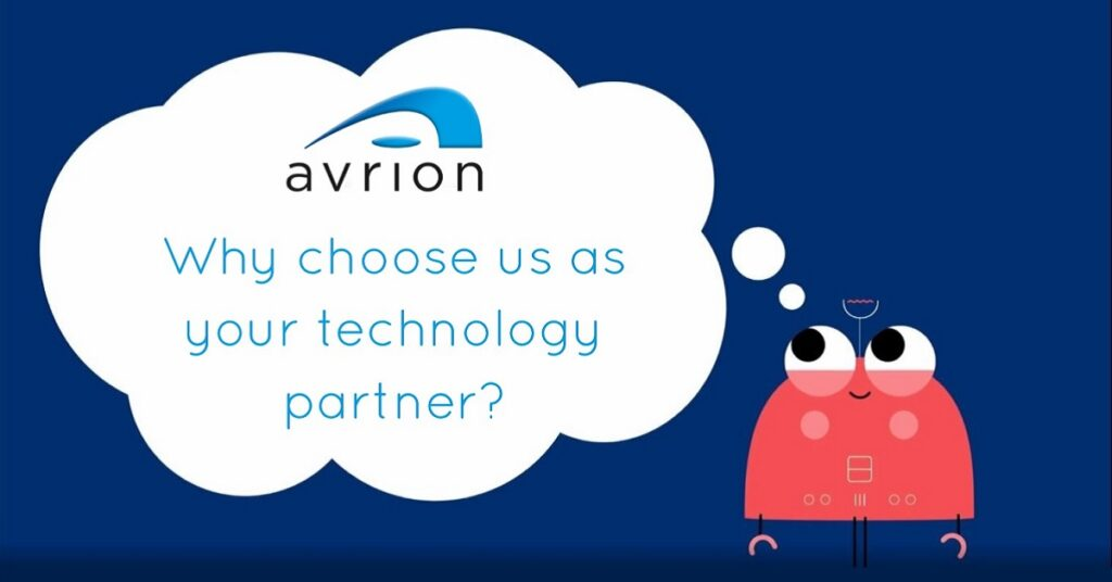 Why choose Avrion