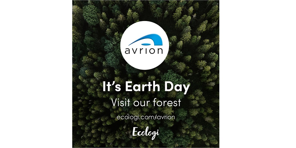 Earth Day Avrion Ecologi