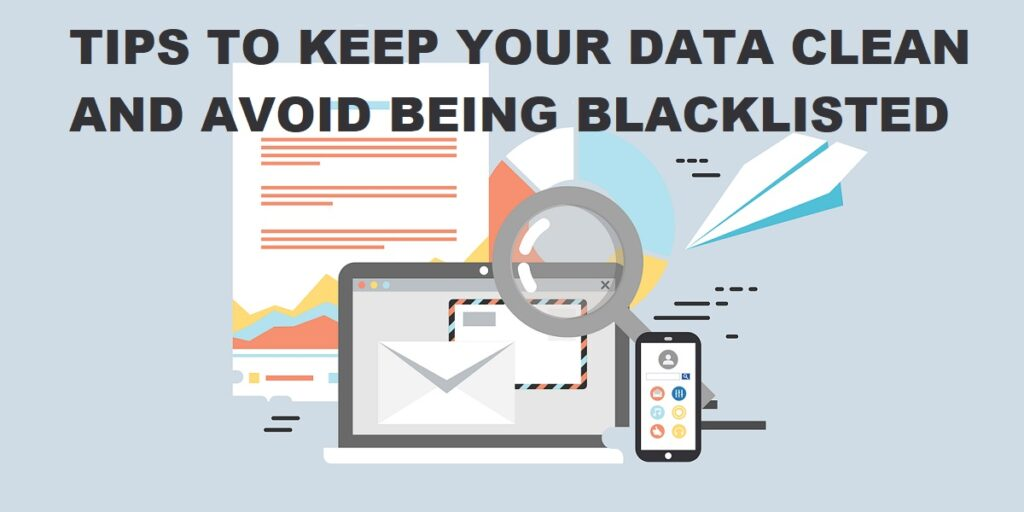 how to clean data