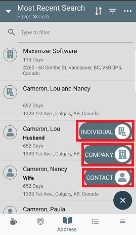 install maximizercrm mobile app